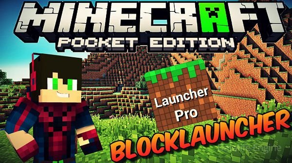 Download BlockLauncher PRO for Minecraft Bedrock