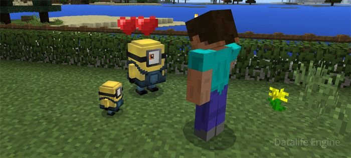 Minions Addon 1 3 0, 1 2 13, 1 2 11 Download