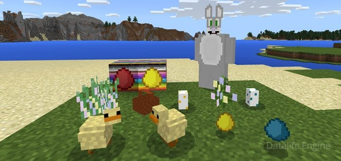 Easter Addon