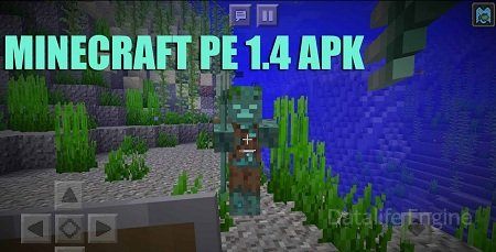 Download Minecraft PE 1.4.0 full apk free