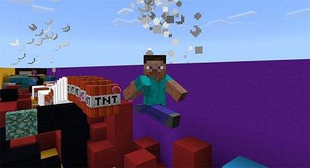 LG TNT Escape (Minigame) (Parkour)