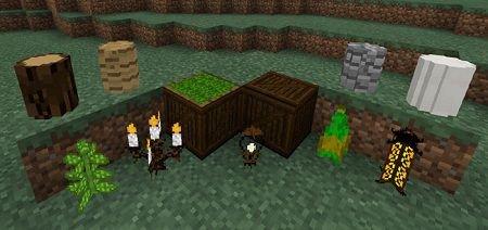 WoodenFurniture Add-on