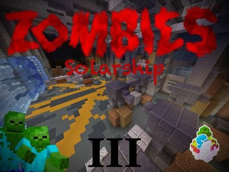 SG Zombies 3 (Gun PvE) map