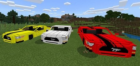 Ford Mustang GT 2015 Add-on