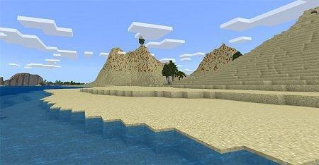 SG Mexa: Desert map
