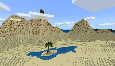 SG Mexa: Desert map for Minecraft PE 1 5, 1 4 2