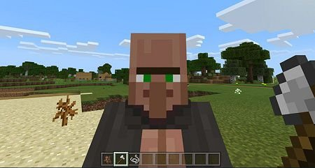 Vindication Villager Addon