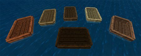Old Boat Model Resource Pack