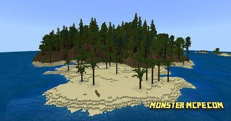 My First Custom Island (Custom Terrain)