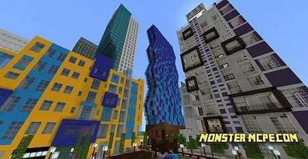 Skyscraper City (Creation)