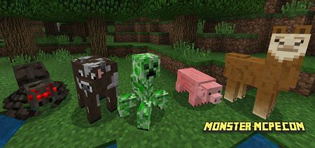 Realistic Mobs Resource Pack