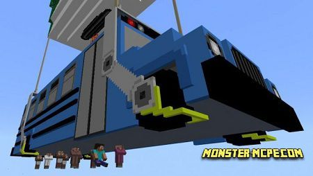Fortnite Battle Bus Add-on