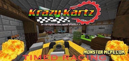 SG Krazy Kartz (Minigame)