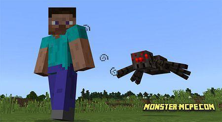 Minecraft Spiderman Addon - Micro USB g