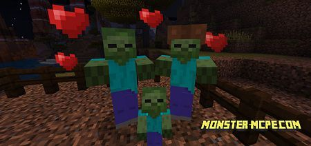 Zombie Breeding Addon