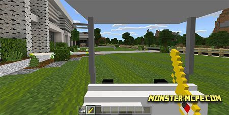 Golf Buggy Addon