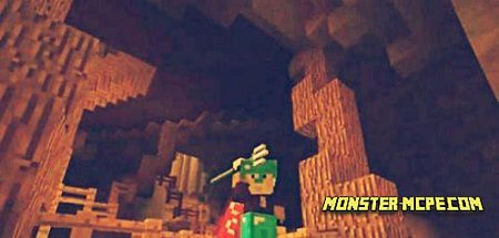 Download Minecraft PE 1.5.1 APK MOD Full Version