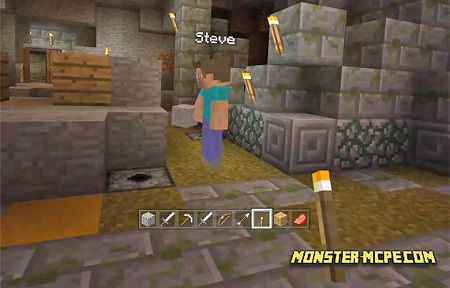 Download Minecraft PE for Gear VR Edition 1.5.1.2