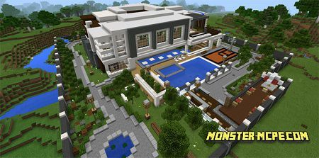 Modern Mansion (Creation)