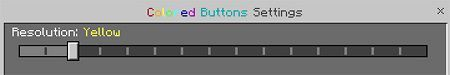 Colored Buttons Resource Pack