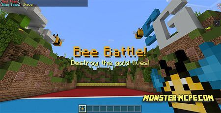 SG Battle Bees (Minigame)