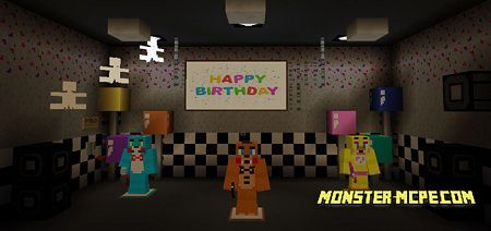 Five Nights At Freddy's 2 Re-Creation (Creation)