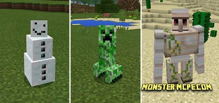 Mobs Skin Pack (Beta Only)