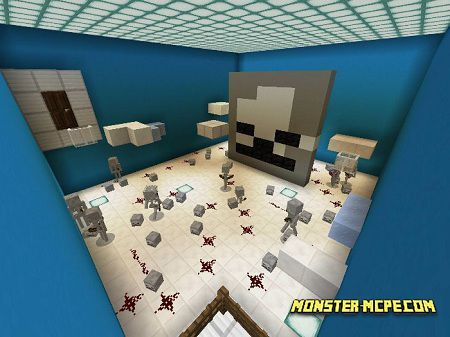 Monsters Parkour (Parkour)