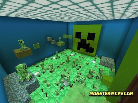 Monsters Parkour (Parkour)