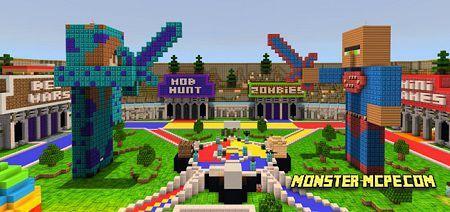 Superland 2.0 Realm (FortNite Update) (Minigame)