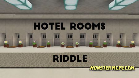 Hotel Rooms Riddle (Puzzle)