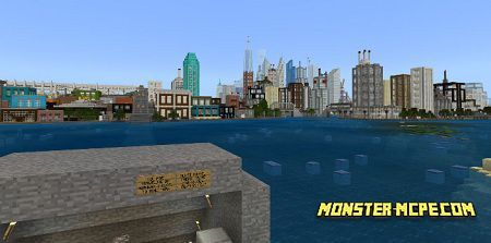 Mine York City (Creation) (Survival)