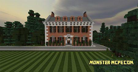 Titan Manor (Creation)