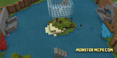 GCS King of the Lake (PvP) (Minigame)