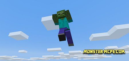Flying Zombies Addon