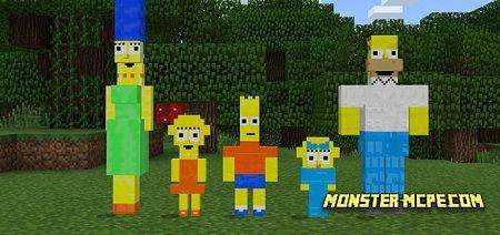 The Simpsons Addon