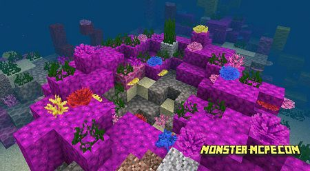Coral Reef, Shipwreck & Buried Treasure Seed: 1848996952