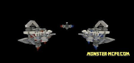 SG Space Fighters (PvP) (Minigame)