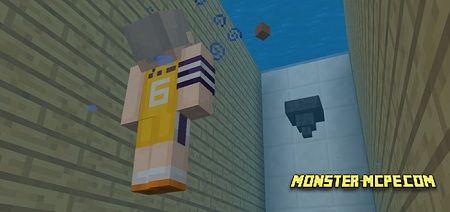 Underwater Basketball (Minigame)