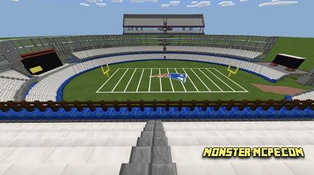 New England Patriots Stadium (Creation)