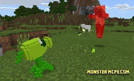 Plant VS Zombie Addon