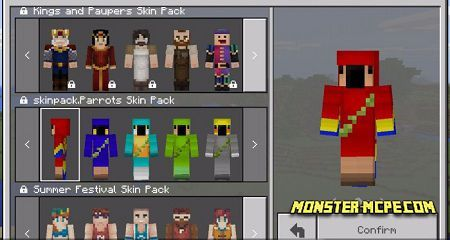 NewMobs Skin Pack