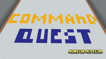 Command Quest  (Redstone) (Puzzle)