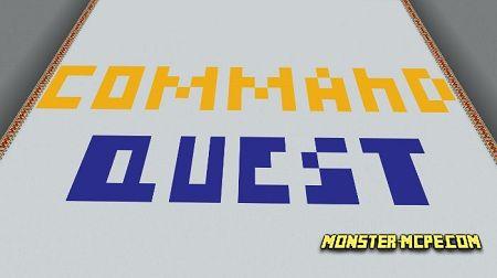 Command Quest  (Redstone) (Puzzle)