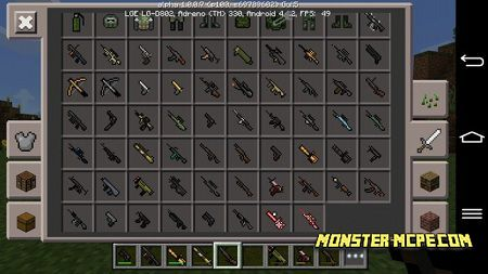 Weapons Addon