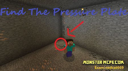Find The Pressure Plate Map (Minigame)