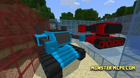 Multiplayer Tanks Addon