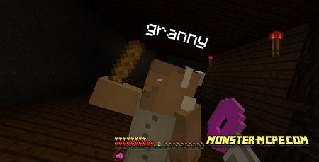 Granny scary Map (Horror)