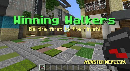 SG Winning Walkers 2 Map (Parkour) (Minigame)