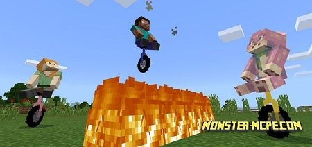Unicycle Addon